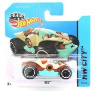Hot Wheels 67/250 - Teku Diecast Car - HW City